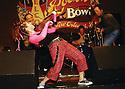 Amanda Shaw performs at Mid-city Rock 'n Bowl, 2003