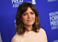 Mandy Moore @ the HFPA Annual grants banquet held @ the Regent Beverly Wilshire hotel.<br /> August 4, 2016