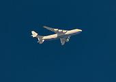 August 2020 Aircraft Overflights