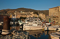 Europe/France/Corse/2B/Haute-Corse/Cap Corse/Centuri: Le port de Pêche