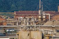 - ACNA, chemical plant of the Montedison group in Bormida Valley (Savona), closed to the end of years '90, responsible for decades of most serious pollution of water and territory....- ACNA, stabilimento chimico del gruppo Montedison in Valbormida (Savona), chiuso alla fine degli anni '90, responsabile per decenni di gravissimo inquinamento dell'acqua e del territorio..