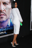 """WESTWOOD, LOS ANGELES, CA, USA - APRIL 10: Garcelle Beauvais at the Los Angeles Premiere Of Warner Bros. Pictures And Alcon Entertainment's """"Transcendence"""" held at Regency Village Theatre on April 10, 2014 in Westwood, Los Angeles, California, United States. (Photo by Xavier Collin/Celebrity Monitor)"""