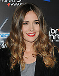 Rose Byrne at the Breakthrough of the Year Awards presented by Crest 3D held at The Pacific Design Center in Beverly Hills, California on August 15,2010                                                                               © 2010 Debbie VanStory / Hollywood Press Agency