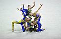 The 31th Rhythmic Gymnastics World Championships 2011 Selection