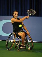 18-11-06,Amsterdam, Tennis, Wheelchair Masters, Jiske Griffioen