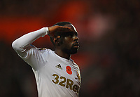 Saturday 10 November 2012<br /> Pictured: Nathan Dyer of Swansea celebrating his equaliser goal<br /> Re: Barclay's Premier League, Southampton FC v Swansea City FC at St Mary's Stadium, Southampton, UK.
