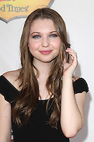 UNIVERSAL CITY, CA - OCTOBER 21:  Sammi Hanratty at the Camp Ronald McDonald for Good Times 20th Annual Halloween Carnival at the Universal Studios Backlot on October 21, 2012 in Universal City, California. © mpi28/MediaPunch Inc. /NortePhoto