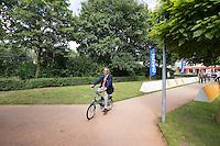 Hilversum, Netherlands, August 8, 2016, National Junior Championships, NJK, <br /> Photo: Tennisimages/Henk Koster