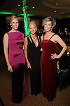 From left: Chairs Heather Holmes, Melanie Rothwell and Roseanne Rogers at the Trees for Hope Gala at the Omni Hotel Friday Nov.13, 2015.(Dave Rossman photo)