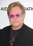 Elton John at the 19th Annual Elton John AIDS Foundation Academy Awards Viewing Party held at The Pacific Design Center Outdoor Plaza in West Hollywood, California on August 27,2011                                                                               © 2011 DVS / Hollywood Press Agency