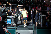 10-02-14, Netherlands,Rotterdam,Ahoy, ABNAMROWTT,, ,  Jesse Huta Galung(NED) <br /> Photo:Tennisimages/Henk Koster