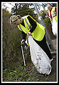 22/10/2007       Copyright Pic: James Stewart.File Name : 08_Larbert_Litter.MEMBERS OF THE PUBLIC GET TOGETHER ON THE STREETS AROUND LARBERT TO COLLECT LITTER.James Stewart Photo Agency 19 Carronlea Drive, Falkirk. FK2 8DN      Vat Reg No. 607 6932 25.Office     : +44 (0)1324 570906     .Mobile   : +44 (0)7721 416997.Fax         : +44 (0)1324 570906.E-mail  :  jim@jspa.co.uk.If you require further information then contact Jim Stewart on any of the numbers above........