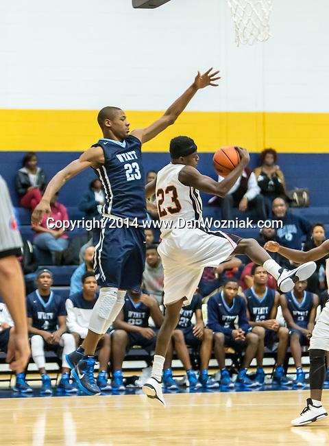 Varsity Basketball -Paschall vs Wyatt