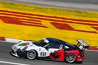 #61 Kelly-Moss Road and Race, Porsche 991 / 2018, GT3P: Scott Welham (M)