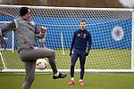 19.02.2020 Rangers training: Borna Barisic