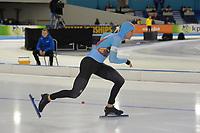 SPEEDSKATING: HEERENVEEN: 10-01-2020, IJsstadion Thialf, European Championship distances, 1500m Men, Mathias Vosté (BEL), ©foto Martin de Jong