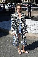 Chiara Ferragni - Show MIU MIU - Paris Fashion Week Womenswear Spring/Summer 2017 - 5 octobre 2016 - FRANCE