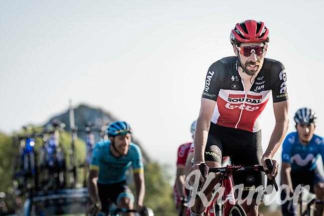 Stage 15 Lyon to Grand Colombier (175km)<br /> <br /> 107th Tour de France 2020 (2.UWT)<br /> (the 'postponed edition' held in september)<br /> <br /> ©kramon
