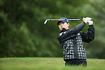 Jung Min Lee of South Korea tees off during Round 1 of the World Ladies Championship 2016 on 10 March 2016 at Mission Hills Olazabal Golf Course in Dongguan, China. Photo by Victor Fraile / Power Sport Images