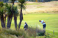 Rhys Thomas. Day one of the Renaissance Brewing NZ Stroke Play Championship at Paraparaumu Beach Golf Club in Paraparaumu, New Zealand on Thursday, 18 March 2021. Photo: Dave Lintott / lintottphoto.co.nz