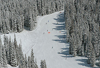 Monarch Ski Area. April 4, 2014