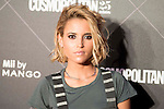 Ana Fernandez attends to the award ceremony of the VIII edition of the Cosmopolitan Awards at Ritz Hotel in Madrid, October 27, 2015.<br /> (ALTERPHOTOS/BorjaB.Hojas)