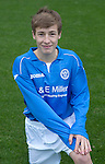 St Johnstone FC Academy U17's<br /> Jamie Docherty<br /> Picture by Graeme Hart.<br /> Copyright Perthshire Picture Agency<br /> Tel: 01738 623350  Mobile: 07990 594431