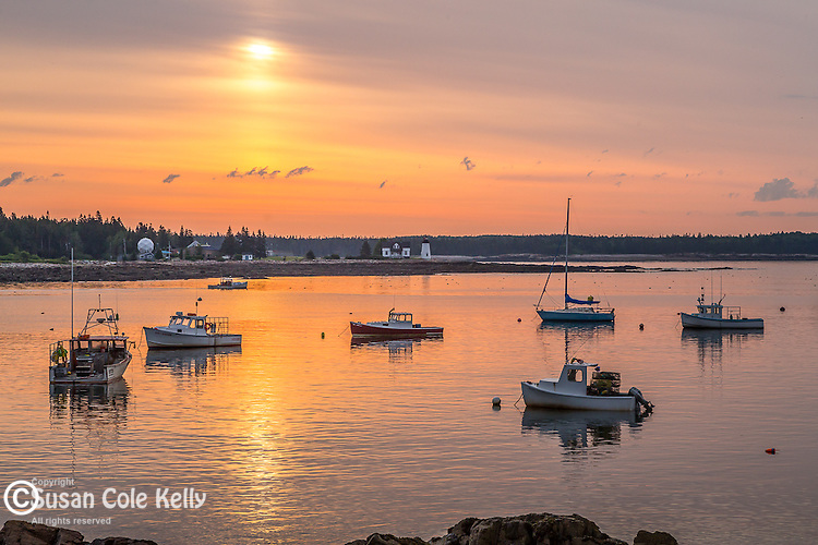 Prospect Harbor, Maine, USA