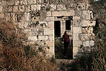 Lifta, a tell of the Palestinian Nakba