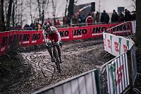 Ren Tsumita (JAP)<br /> <br /> Junior Men's Race<br /> UCI CX Worlds 2018<br /> Valkenburg - The Netherlands
