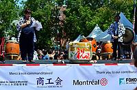 Fetes Gourmandes 2011, au Musee Pointe-a-Calliere.<br /> <br /> Montreal (Qc) CANADA - August 13, 2011 -Mary Deros, conseillère de la Ville du district de Parc-Extension depuis 1998 et présidente du conseil consultatif d'urbanisme de l'arrondissement  a précisé que ''La ville de  Montreal est fière de s'associer au Festival dans le cadre de sa 10ième édition'' et que ''Si Montréal est devenu une métropole d'importance c'est grace aux centaine de festivals et d'événement qui se déroulent annuellement à Montréal''