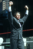 Vince McMahon, 1995, Photo By John Barrett/PHOTOlink