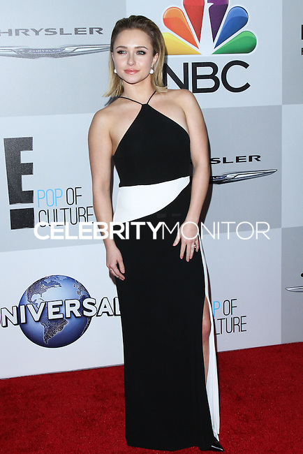BEVERLY HILLS, CA - JANUARY 12: Actress Hayden Panettiere arrives at the NBC Universal 71st Annual Golden Globe Awards After Party held at The Beverly Hilton Hotel on January 12, 2014 in Beverly Hills, California. (Photo by David Acosta/Celebrity Monitor)