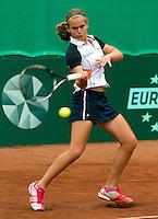 13-08-11, Tennis, Hillegom, Nationale Jeugd Kampioenschappen, NJK, Tess van Dinteren