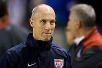 Head coach Bob Bradley.USA vs Honduras, Saturday Jan. 23, 2010 at the Home Depot Center in Carson, California. Honduras 3, USA 1.