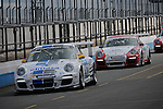Porsche Carrera Cup GB : Donington Park : 20/21 April 2013