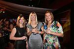 Wales Sport Awards 2013<br /> Kerry Ann Sheppard, Anne Hamilton & Vicki Sutton.<br /> 09.11.13<br /> ©Steve Pope-SPORTINGWALES