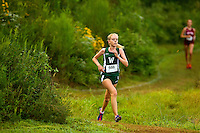Woodlawn Varsity Cross Country runners compete at the15th Annual Cannon Invitational in Charlotte, North Carolina.<br /> <br /> Charlotte Photographer - PatrickSchneiderPhoto.com