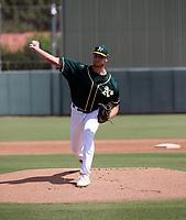 Stevie Emanuels - 2021 Arizona League Athletics (Bill Mitchell)