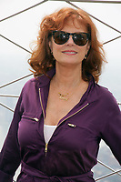 Susan Sarandon 2014<br /> Helps Light Up The Empire State Building As Part Of Celebrating Only Make Believes<br /> Photo By John Barrett/PHOTOlink
