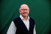 Wednesday  01 June 2016<br /> Pictured: Portrait of Richard Holms <br /> Re: The 2016 Hay festival take place at Hay on Wye, Powys, Wales