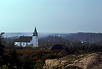 Country church, East Dover, Nova Scotia