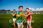 Tommy Walsh, Kerry, after the Munster GAA Football Senior Championship Final match between Kerry and Cork at Fitzgerald Stadium in Killarney on Sunday.