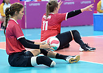Canada plays USA in womens sitting volleyball at the 2019 ParaPan American Games in Lima, Peru-26aug2019-Photo Scott Grant
