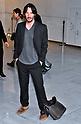 Keanu Reeves arrives at Narita Airport in Japan