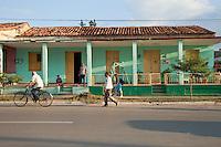Cuba, Pinar del Rio Region, Viñales (Vinales).  Private Home.