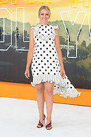 """Edith Bowman<br /> arriving for the """"Once Upon a Time... in Hollywood"""" premiere, Leicester Square, London<br /> <br /> ©Ash Knotek  D3514  30/07/2019"""