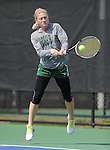 Tulane Women's Tennis downs the University of Southern Mississippi 4-0 in action at City Park.