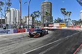 2017 IMSA WeatherTech SportsCar Championship<br /> BUBBA burger Sports Car Grand Prix at Long Beach<br /> Streets of Long Beach, CA USA<br /> Saturday 8 April 2017<br /> 86, Acura, Acura NSX, GTD, Oswaldo Negri Jr., Jeff Segal<br /> World Copyright: Richard Dole/LAT Images<br /> ref: Digital Image RD_LB17_332