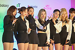 """TWICE, May 19, 2019 : K-Culture festival """"KCON 2019 JAPAN"""" at the Makuhari Messe Convention Center in Chiba, Japan. (Photo by Pasya/AFLO)"""